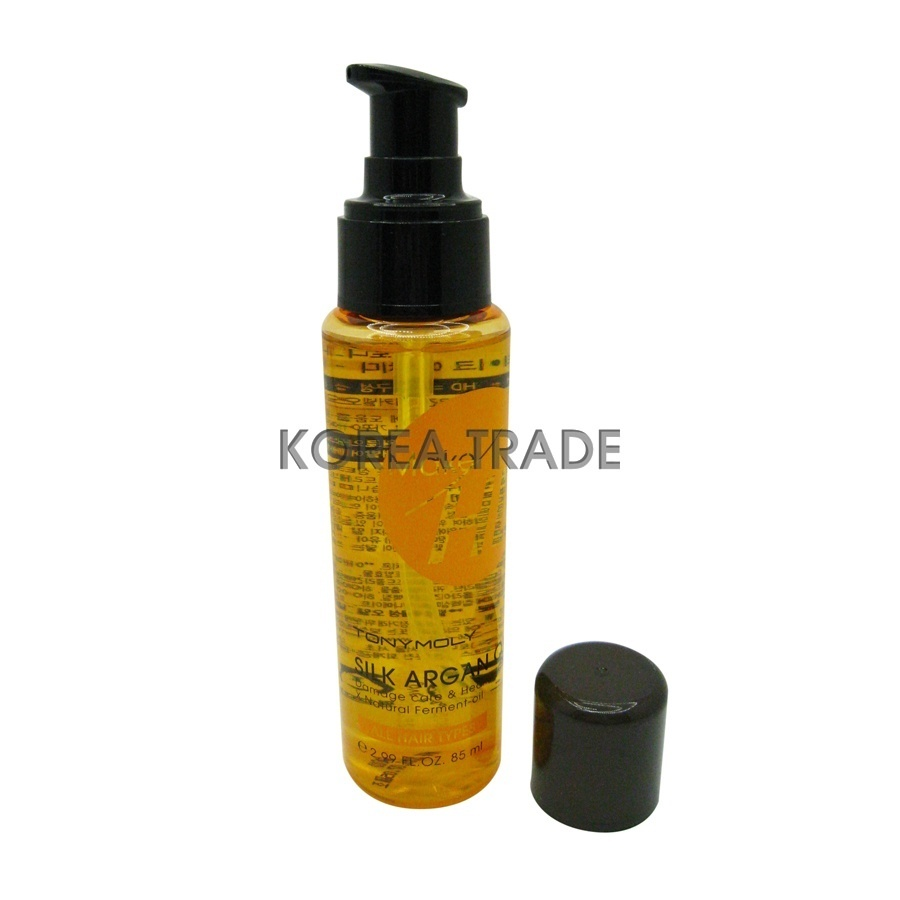 TONY MOLY Make HD Silk Argan Oil c
