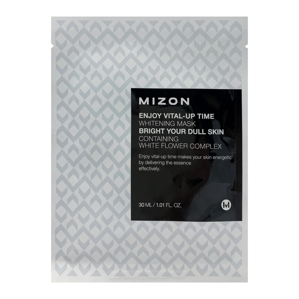 MIZON ENJOY VITAL-UP TIME WHITENING MASK