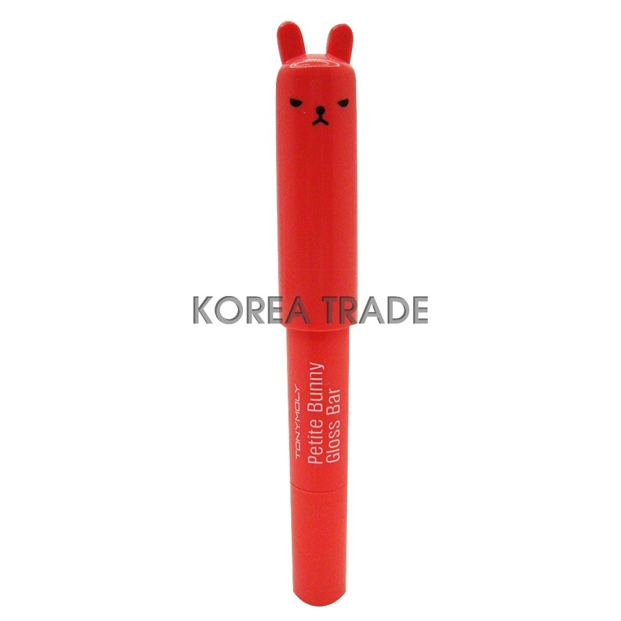 TONY MOLY Petite Bunny Gloss Bar #06 Juicy Orange -