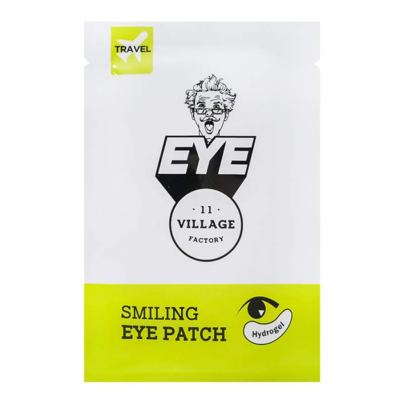 VILLAGE 11 FACTORY Hidrogel Smiling Eye Patch