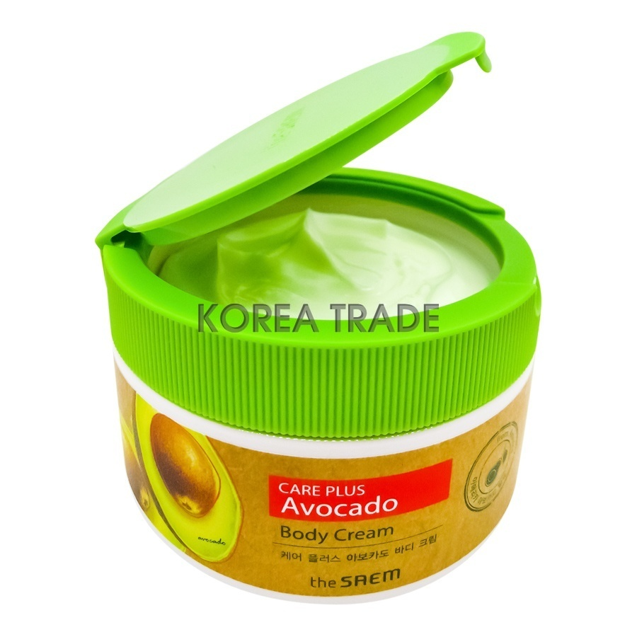 Saem Care Plus Avocado Body Cream
