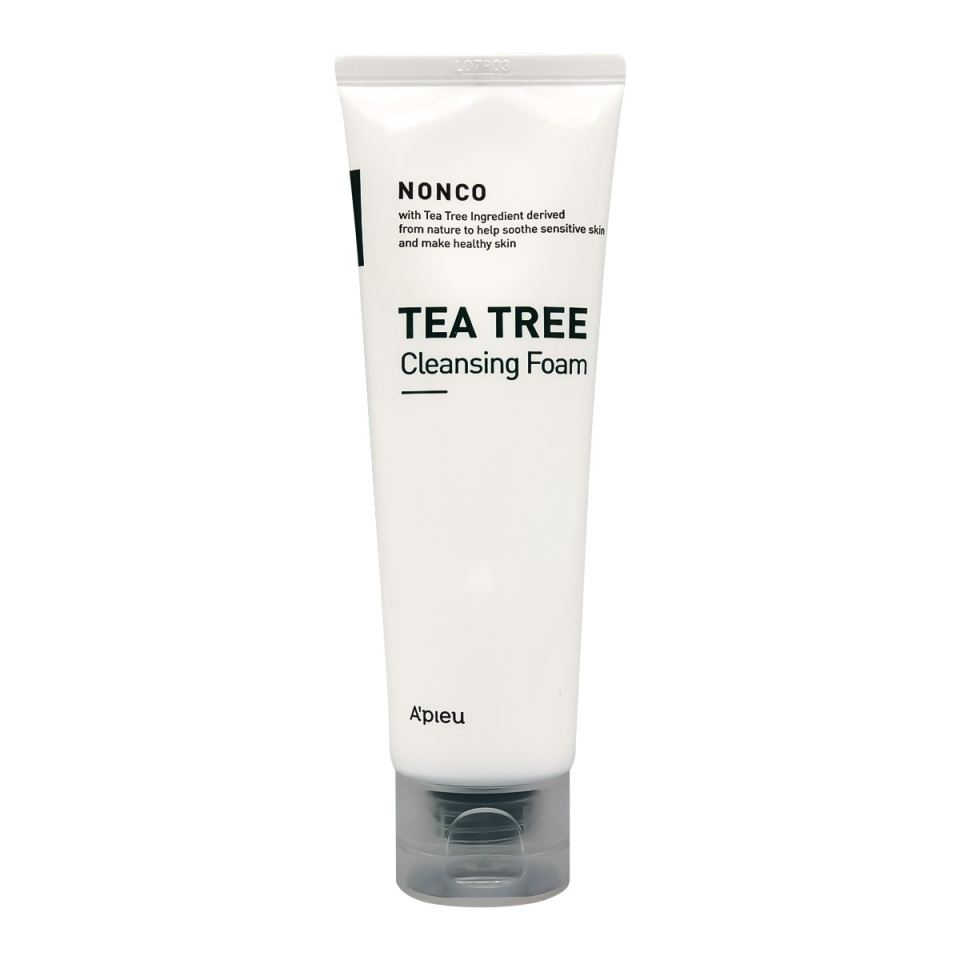 A'PIEU Nonco Tea Tree Cleansing Foam c 130