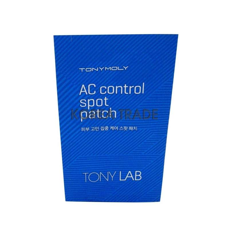 TONY MOLY Tony Lab AC Control Spot Patch оптом