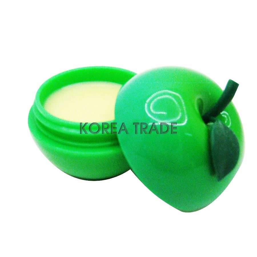 TONY MOLY Mini Lip Balm #Apple