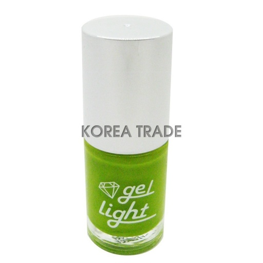 TONY MOLY Tony Nail Gel Light #GL08 Baby Green - оптом