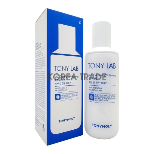 TONY MOLY Tony Lab AC Control Whitening Emulsion оптом
