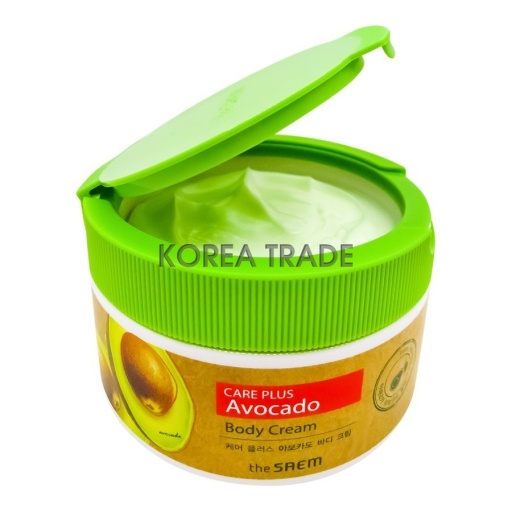 Saem Care Plus Avocado Body Cream оптом