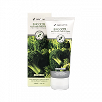 3W CLINIC Broccoli Brightening Tone Up Cream  Крем с экстрактом брокколи - оптом
