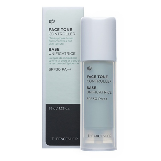 FaceShop Face Tone Controller SPF30 PA++ #01 For Reddish And Dull Skin оптом